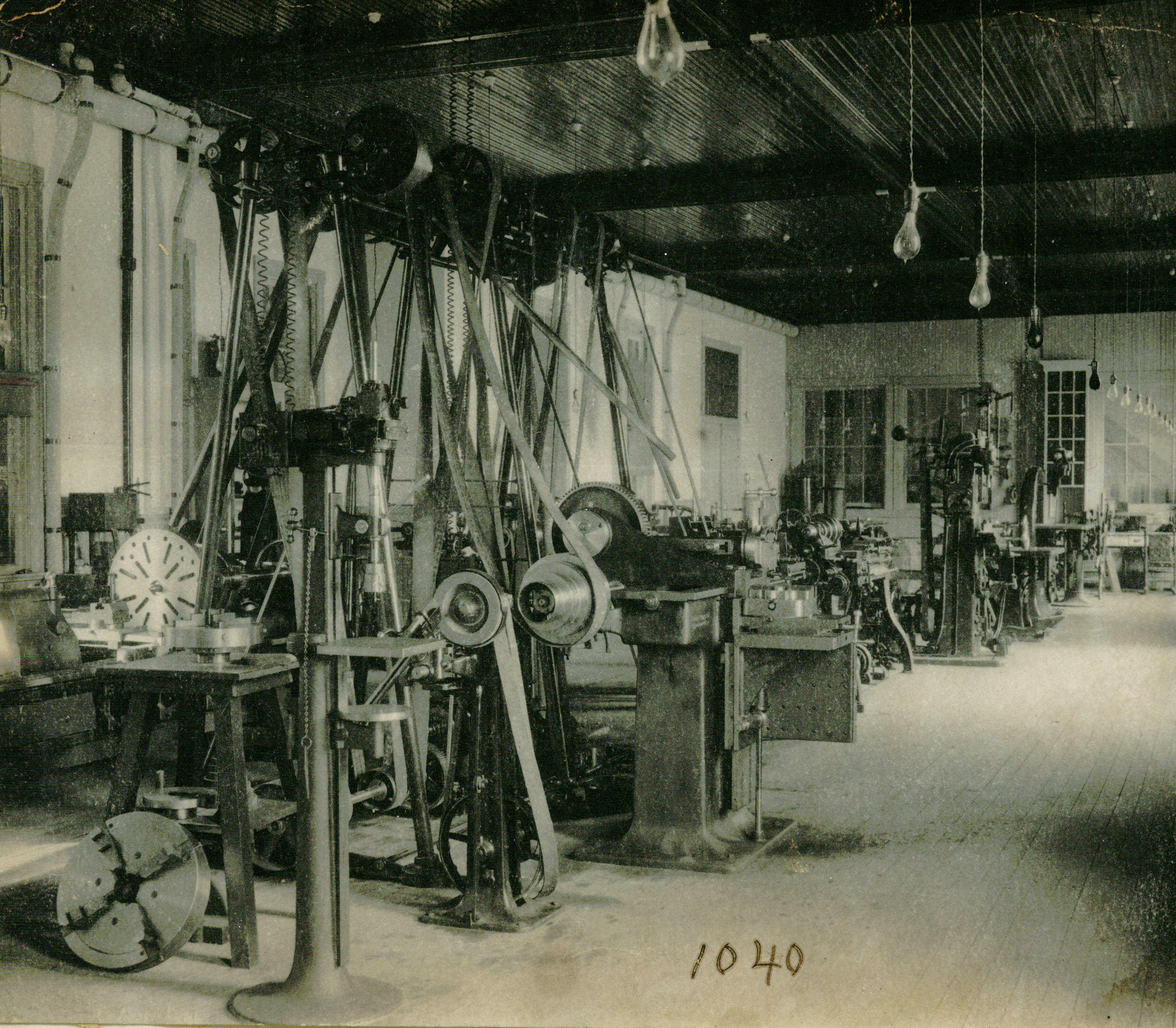cates machine shop
